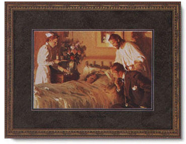 Harry Anderson The Consultation Christ Centered Art
