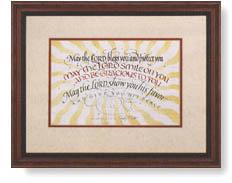 May the Lord Print Timothy Botts art print May