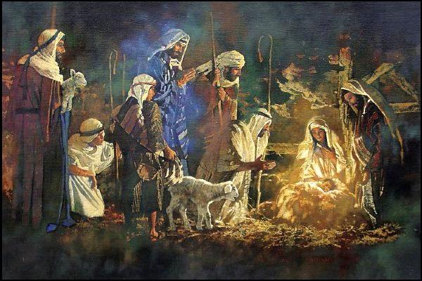 C Michael Dudash Birth Of The King Christ Centered Art
