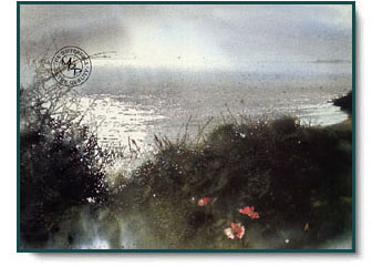 Nita Engle Wild Roses By The Sea Christ Centered Art