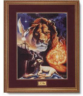 Keith Goodson I Am Christ Centered Art