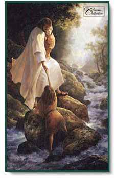 Greg Olsen Be Not Afraid Christ Centered Art