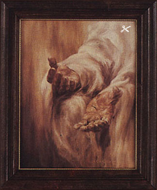 Joann Reed Come Unto Me Christ Centered Art