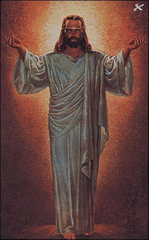 Warner Sallman In His Presence Christ Centered Art