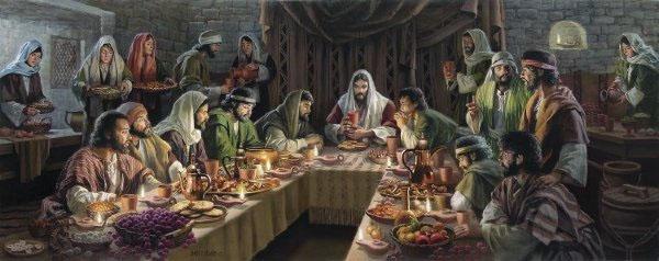 James Seward The Covenant Christ Centered Art