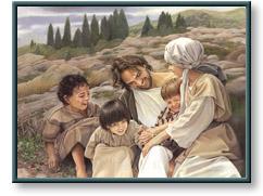 Liz Lemon Swindle Let The Children Come Christ