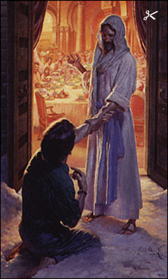Morgan Weistling The Invitation Christ Centered Art