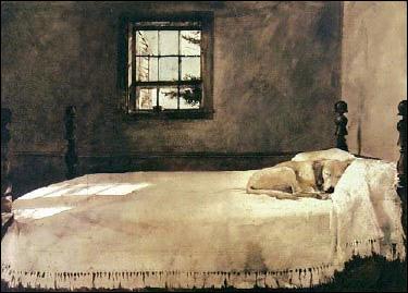 Andrew Wyeth Master Bedroom Christ Centered Art